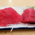 魚三酒場 - 料理写真:まぐろさしみ