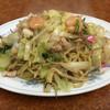 中華新楽 - 料理写真:皿うどん 柔麺=600円