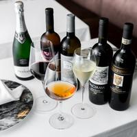 味わいの異なるワインを楽しむ