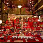 国登録文化財 二木屋 - その他写真:二木屋の雛祭り