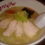 麺道はなもこし - 濃厚鶏そば(特製)