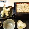 蕎麦茶屋 和久 - 料理写真:天せいろ