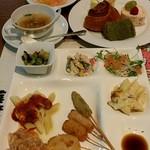 グランカフェ - 料理写真:前菜