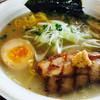 極麺炙紅黒 - 料理写真:とんこつジンジャー汐麺