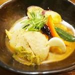 奥芝商店 駅前 創成寺 - 野菜カレー