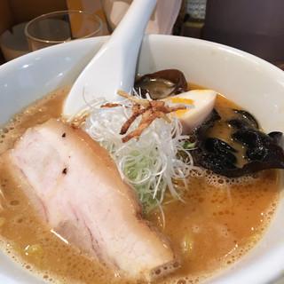 麺屋 雪風 - 料理写真:濃厚味噌らーめん