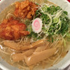 牡丹 - 料理写真:塩ラーメン☆ チャーシューでなく鳥からchoice