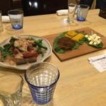 粥麺楽屋 喜々 - イベントによるイレギュラーメニュー