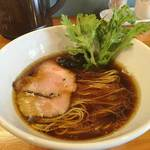 極汁美麺 umami - 醤油らーめん