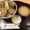 おさかな食堂 - 料理写真:いわし天丼