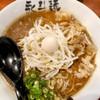 永斗麺 - 料理写真:サンマらーめん醤油