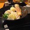うつ輪 - 料理写真:竹たま天ぶっかけ