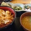 あぐりハウス おふくろ亭 - 料理写真:かき揚げ丼550円