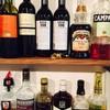 アズテリーア - ドリンク写真:赤ワイン、ウイスキー等