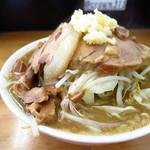 マキシマムザラーメン 初代 極 - ラーメン(小)