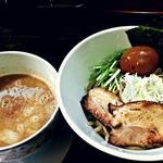 天破 - 【天破つけ麺 200g + 味玉子】¥830 + ¥120