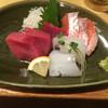 中島屋 - 料理写真:造り3種盛り