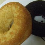 スイートガーデン神戸工場 直販店 - 焼きドーナツ 2種