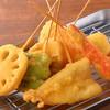 ちゃい九炉 - 料理写真:自家製の衣がサックサク★本場 大阪の特注ソースで召し上がれ♪