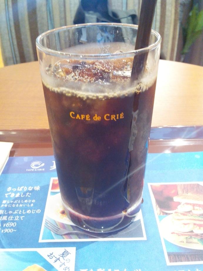カフェ・ド・クリエ せんげん台駅店