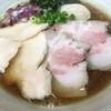 ダイクマ - 料理写真:煮干しそば@750+特製トッピング250円 (味玉、チャーシュー2枚)
