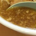 ラーメン荘 地球規模で考えろ - スープ