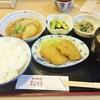 あじくら - 料理写真:ヘレカツ定食(日替わり)700円♪