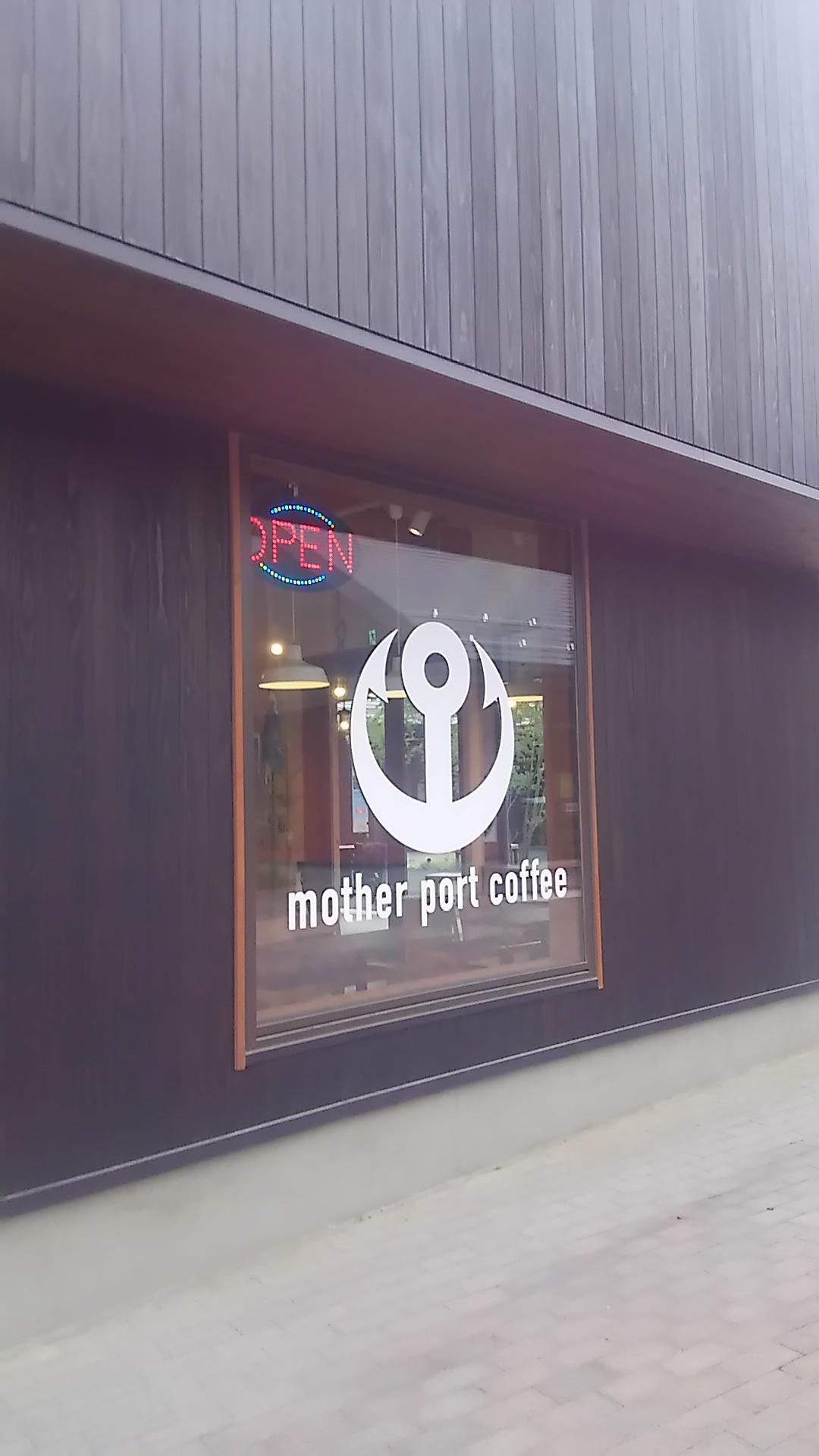 マザーポートコーヒー 女川店