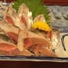 岩亀 - 料理写真:鰯刺身