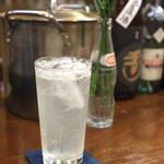 インド富士子 - 生レモンサワー