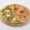 マーノ・マッジョ - 料理写真:サクッとした食感のローマ風の薄焼きピッツァ