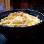 ひばり食堂 - かつ丼ミニ