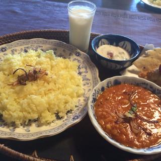 チャイハナ海花 - 料理写真: