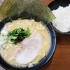 横浜家系ラーメン せんげん家 - 料理写真:醤油ラーメン&ライス中