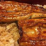 和食処 まさご - うな重の鰻