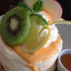 プランピーパンケーキス - 料理写真: