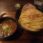 きころく - つけ麺・大(\750)