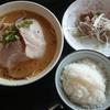 らーめん 福福 - 料理写真:ラーメンセット 700円
