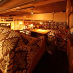 Tsunami Ebisu TOKYO - 2F半個室テーブル席【~6名様】
