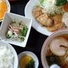 食堂ふじくら - 料理写真:焼肉セット 980円