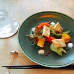 洋食 SHIMADA - 料理写真:①ディナー前菜