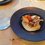 洋食 SHIMADA - 料理写真:③ディナー魚料理