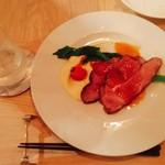 洋食 SHIMADA - 料理写真:④ディナー肉料理