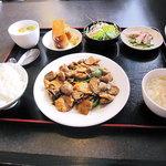 王府井 - 王府井昼菜(肉料理)