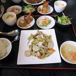 王府井 - 王府井昼菜(魚料理)