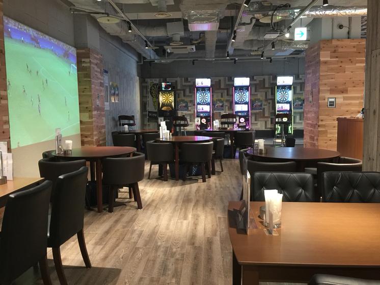 ダーツカフェ ティト 札幌店