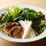 GREENBOWL - 塩麹豚と粘り野菜のグリーンボウル