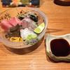 かま田 - 料理写真:刺身 鮪が脂ノリノリ♪