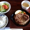 紅屋 - 料理写真:ハンバーグランチ(1000円)
