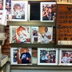 ステーキハウス リベラ五反田店 - 格闘家の写真がずらり!